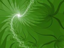 wild trä för fractal Royaltyfria Bilder