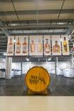 Wild Turkiet Bourbon spritfabrik Arkivbild