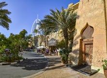 Wild Wadi Water Park in Dubai Stock Photography