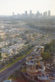 Wild Wadi Water Park and Dubai Stock Photography