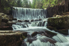 Wild Waterfall Royalty Free Stock Photos