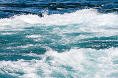 Wild Waters Royalty Free Stock Photo