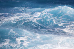 Wild waves Royalty Free Stock Photos