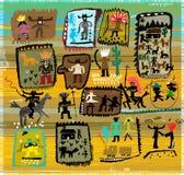 Wild west vector illustration