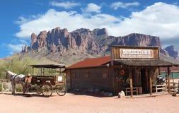 Wild West Stock Photography