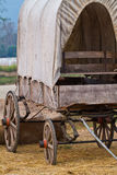 Wild West cart Royalty Free Stock Photography