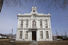 Wild West Courthouse Royalty Free Stock Images