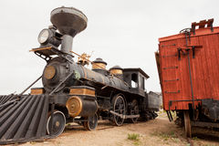 Free Wild West Historic Railroad Steam Engine Arizona Royalty Free Stock Photo - 93332275
