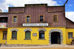 Wild West Town Royalty Free Stock Photo