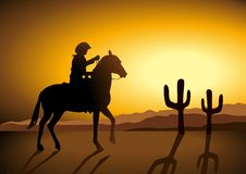 Wild Wild West Stock Photo
