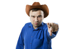 Wild wild West Stock Photography
