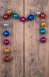 Wild Xmas decoration Stock Images