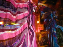 wilde 5 танцек Стоковое Изображение RF