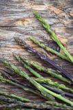 Wilde asperge Stock Afbeeldingen