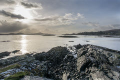 Wilde Atlantische Cork van de Manierprovincie royalty-vrije stock foto