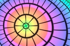 Wilde Farben Stockbild