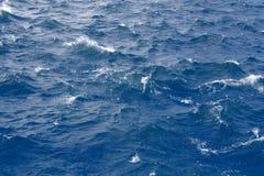 Wilde golven Royalty-vrije Stock Fotografie