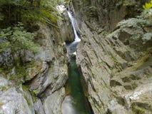 Wilde rivier Stock Afbeelding