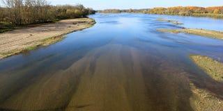 Wilde rivier Royalty-vrije Stock Fotografie