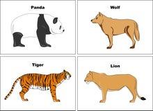Wilde Tiere Lizenzfreie Stockbilder