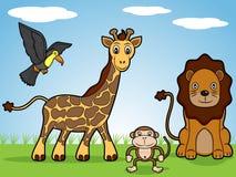 Wilde Tiere Stockbilder