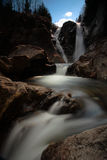 Wilder Fluss Lizenzfreie Stockfotografie