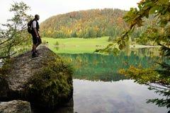Wilder kaiser mountain in austria Stock Photo