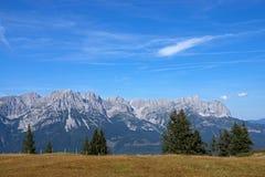 Wilder Kaiser, Tyrol, Austria Royalty Free Stock Image