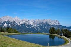 Wilder Kaiser, Tyrol, Austria Royalty Free Stock Images
