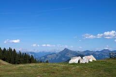 Wilder Kaiser, Tyrol, Austria Stock Images