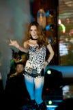 Wilder Tanz-D fünfzig-erster Wettbewerb Fräuleins International Jiangxi Stockfotos