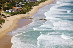 Wilderness Beach. In South Africa's Garden Route Stock Photography