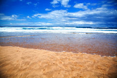Wilderness Beach, South Africa Royalty Free Stock Photos