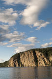Wilderness Cliffs Royalty Free Stock Photography