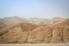 Wilderness of Judah, Israel Royalty Free Stock Images