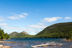 Wilderness in Maine Royalty Free Stock Photography