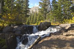 Wilderness runoff Royalty Free Stock Photo