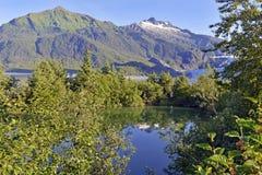 Wilderness scene in Alaska Stock Image
