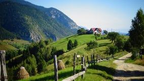 Wildes Dorf von Magura Lizenzfreies Stockfoto