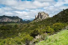 Wildes Sardinien Stockbild