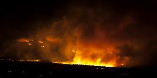 wildfire stockbild