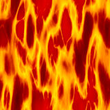 Wildfire. Coarse fire background, will tile seamlessly as a pattern Royalty Free Stock Images