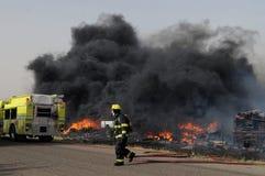 wildfire images libres de droits