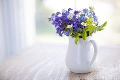 Wildflower bouquet Stock Image