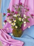 wildflowers ανθοδεσμών Στοκ Φωτογραφίες