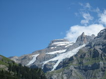 Wildi Frau mountain, Switzerland Royalty Free Stock Photo