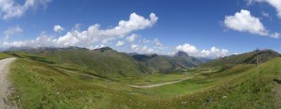 Wildkogel, Autriche Photos stock