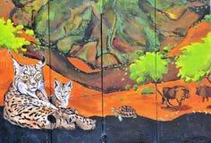 Wildlife Background Stock Image