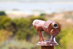 Wildlife Spotting Scope Stock Photos
