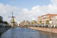 Wildmill Delfshaven Royalty Free Stock Images